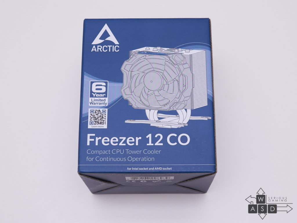 Arctic Freezer 12 CO review | WASD