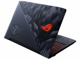 ROG Strix GL503 SKT T1 Hero Edition