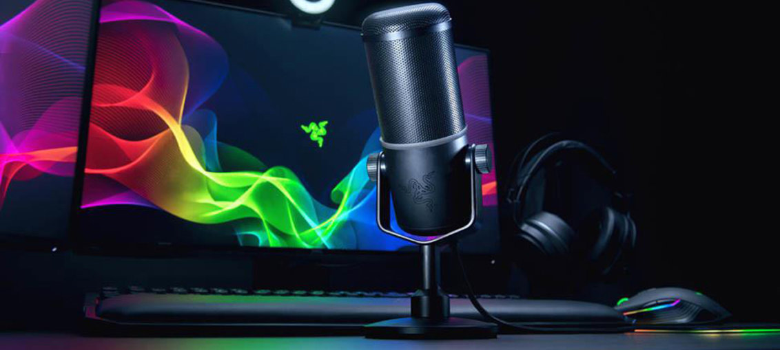 Razer Seiren Elite USB Microphone