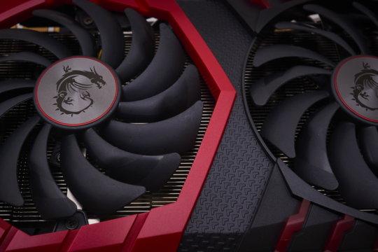 MSI GeForce GTX 1070 Ti GAMING 8GB