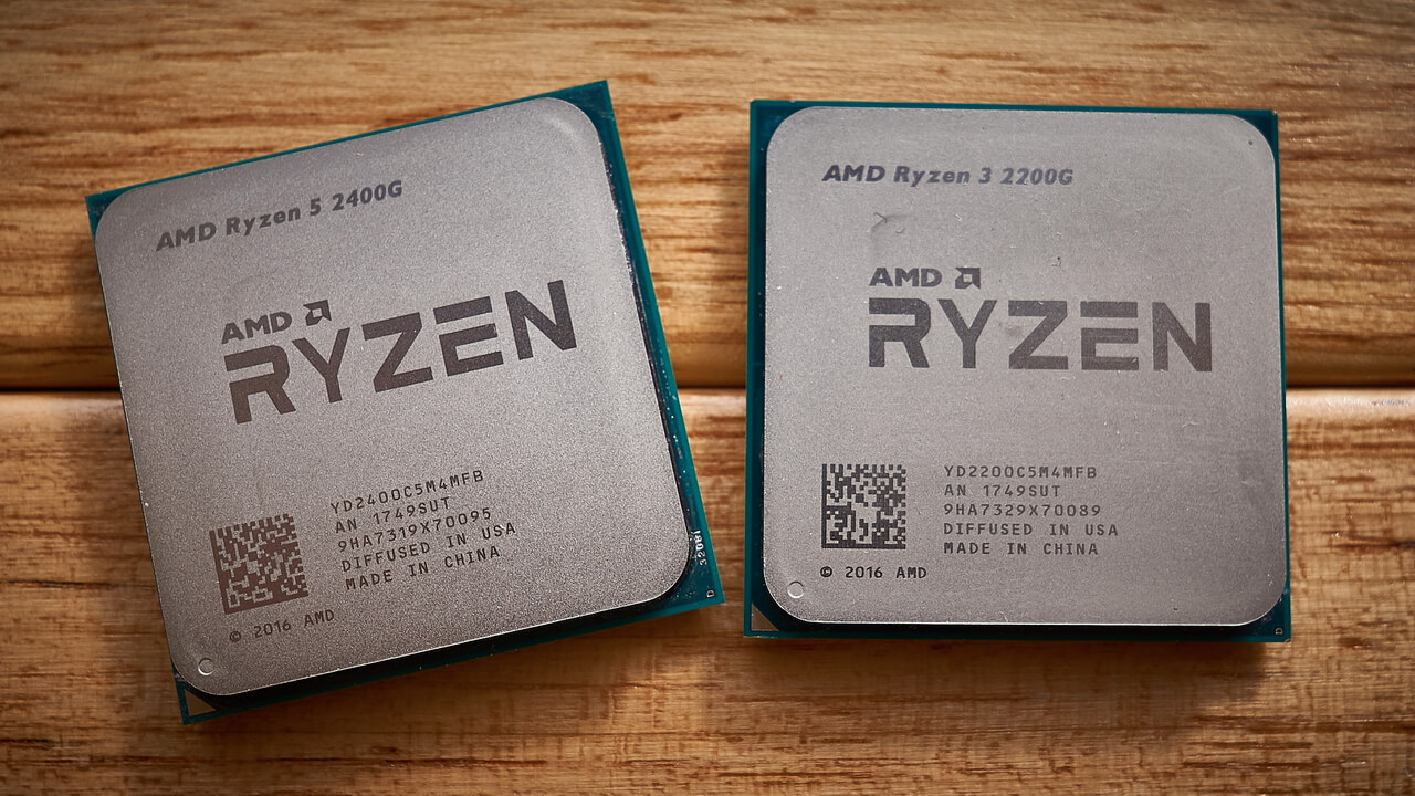 AMD Ryzen 3 2200G & Ryzen 5 2400G review