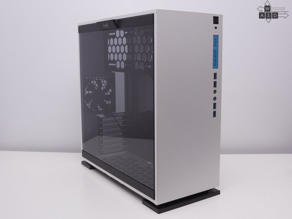 In Win 303 White tempered glass ATX review   WASD