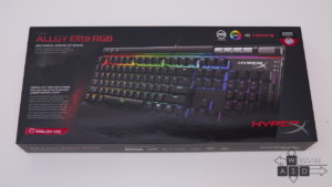 HyperX Alloy Elite RGB mechanical gaming keyboard review | WASD