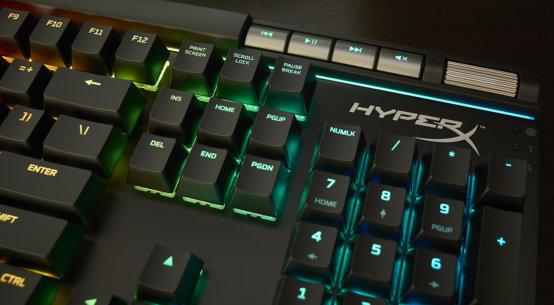 HyperX Alloy Elite RGB mechanical gaming keyboard review | WASD