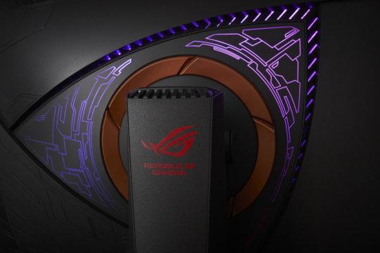 Asus ROG Swift PG27VQ 144 Hz gaming display review | WASD