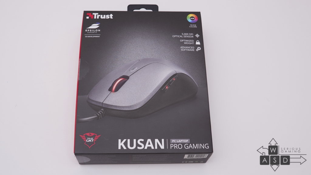 Trust GXT 180 Kusan