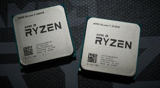 AMD Ryzen 5 2600X & Ryzen 7 2700X review | WASD