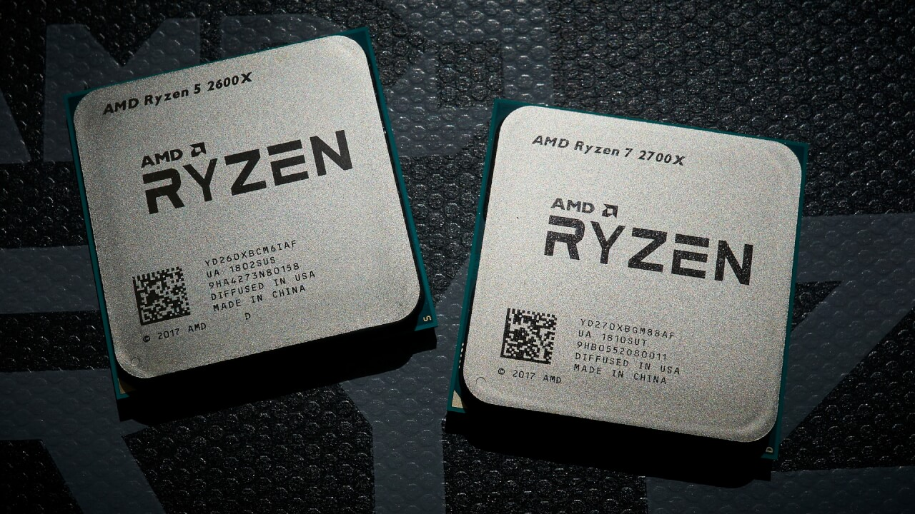 AMD Ryzen 5 2600X & Ryzen 7 2700X review | WASD