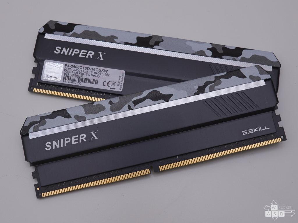 G.Skill SniperX