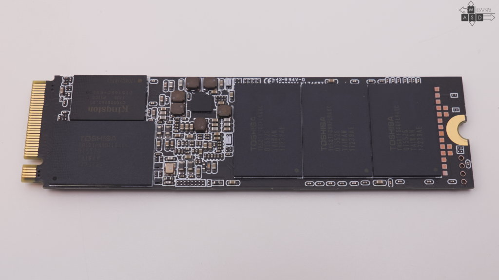 Kingston KC1000 NVMe SSD 480GB Review | WASD