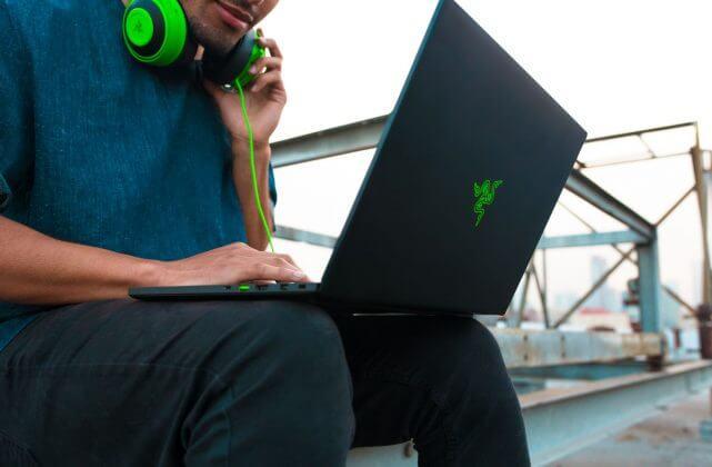laptop razer blade 15,6 inch 2018