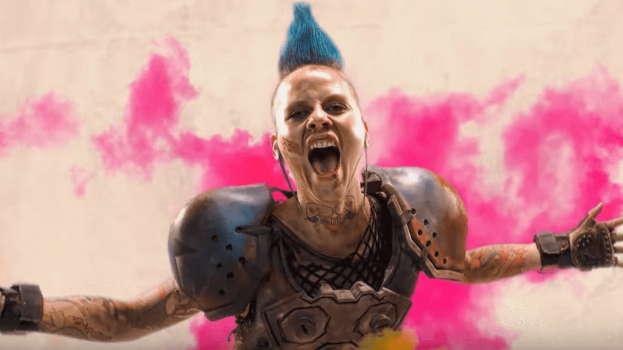 rage 2 a fost anuntat oficial