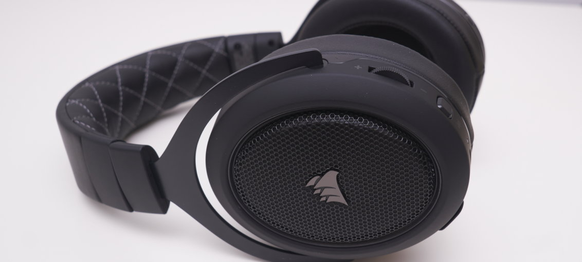 Corsair HS70 wireless gaming headphones review | WASD