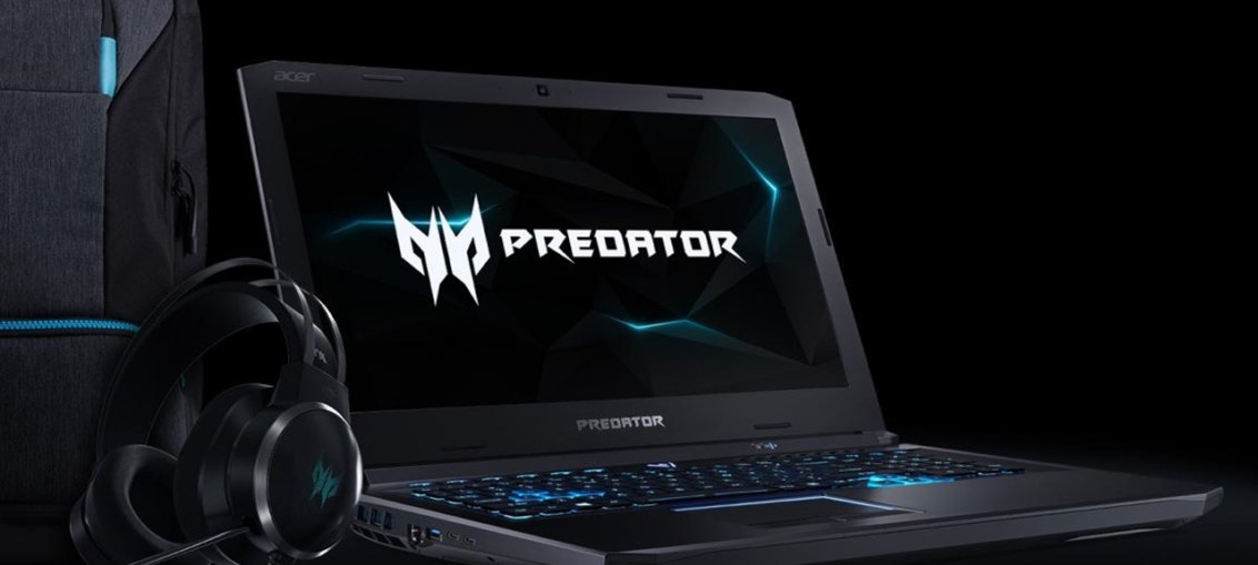 Acer anunta disponibilitatea in Romania a noilor laptopuri-uri de gaming Predator Helios 500