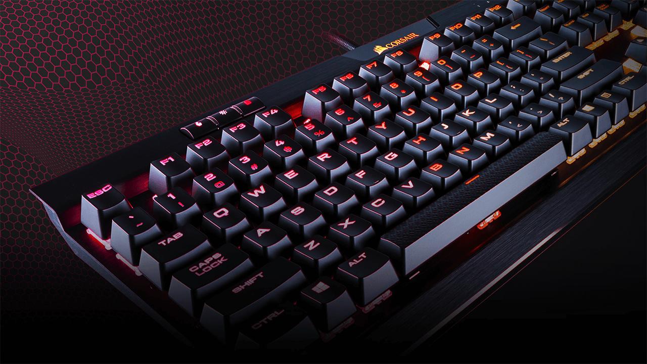 Corsair lanseaza tastaturile gaming K70 RGB MK.2, K70 RGB MK.2 SE si STRAFE RGB MK.2 MX Silent