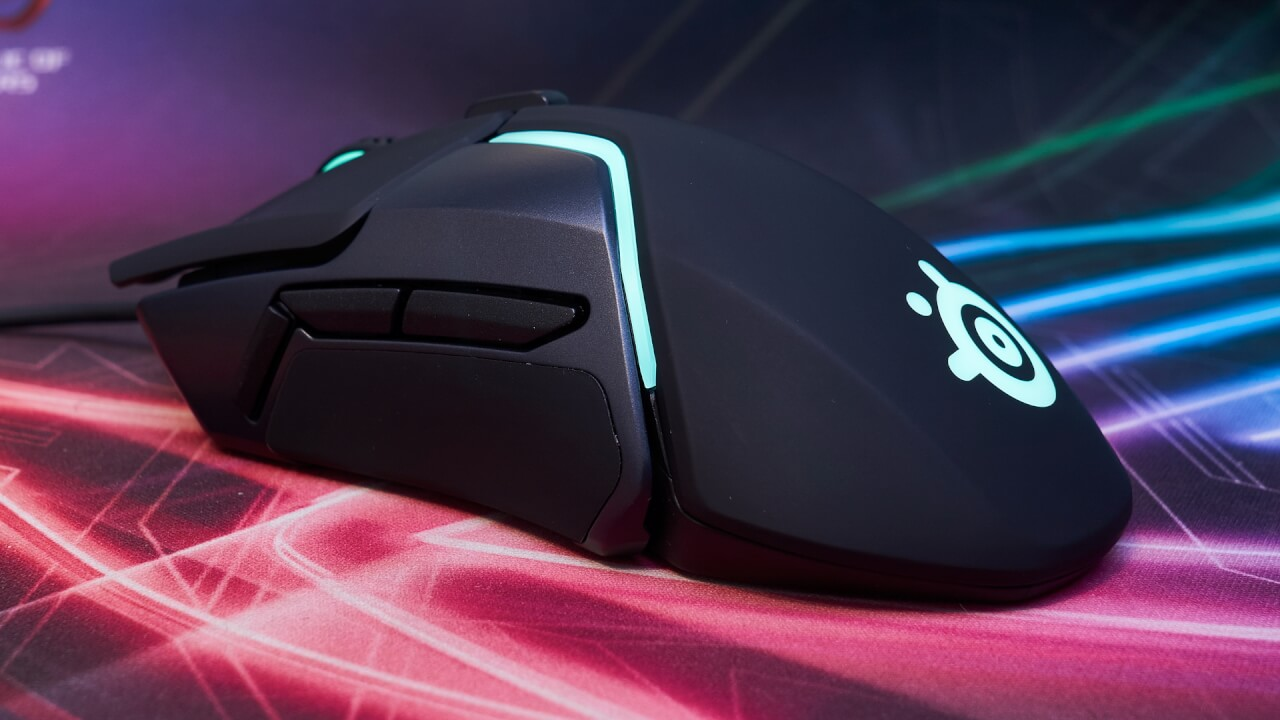 Steelseries Rival 600 gaming mouse review | WASD