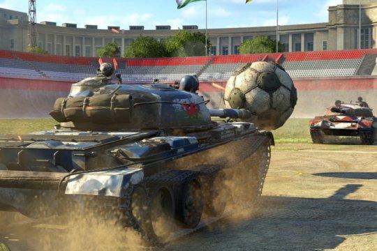 Gianluigi sarbatoreste Cupa Mondiala 2018 cu World of Tanks PC