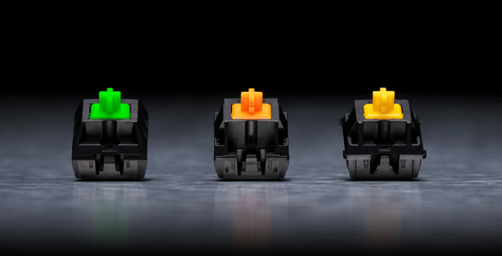 Switch-urile mecanice Razer