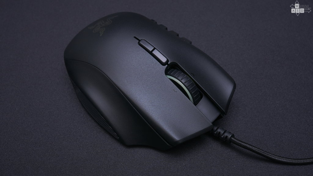 Razer Naga Trinity gaming mouse review | WASD