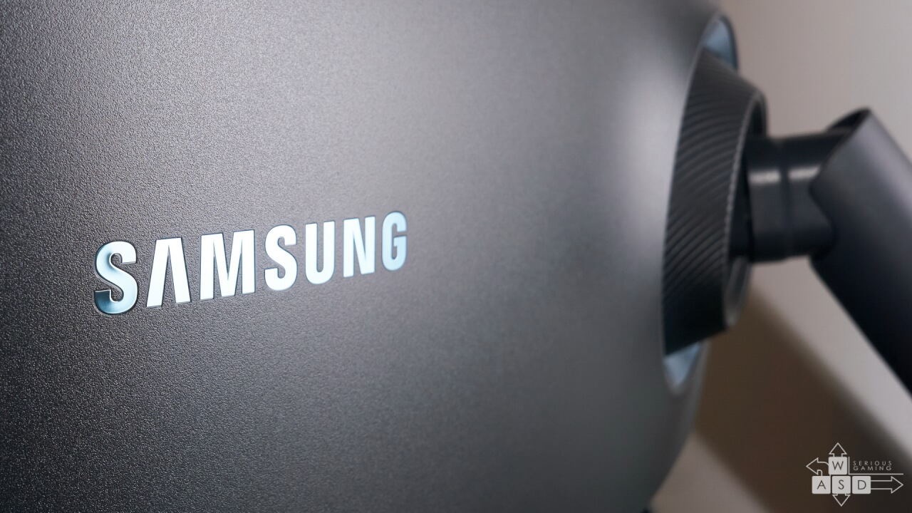 Samsung CHG70 LC32HG70QQUXEN review | WASD