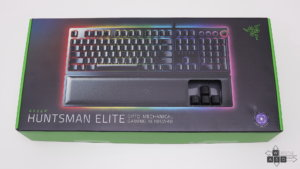 Razer Huntsman Elite review | WASD