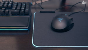 Razer Goliathus Chroma mousepad review | WASD