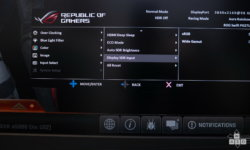 Asus ROG Swift PG27UQ 4K 144 Hz display review | WASD