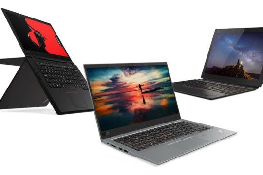 Lenovo lanseaza cel mai extins portofoliu de produse ThinkPad in Romania