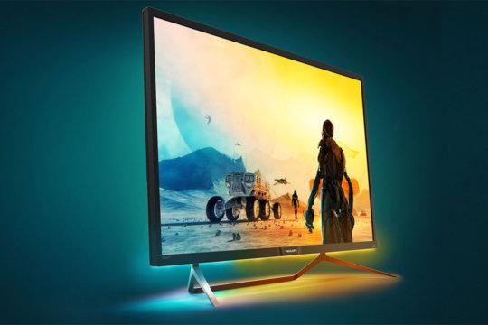 Philips Momentum - monitorul perfect pentru consolele de jocuri
