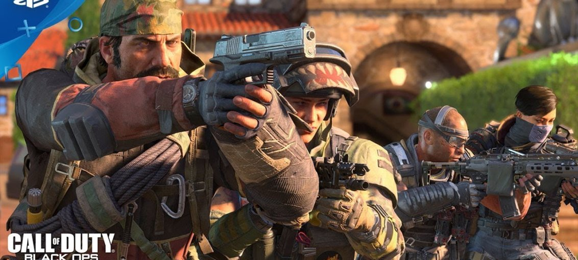 Primul trailer pentru Call of Duty Black Ops 4 Multiplayer Beta a aparut