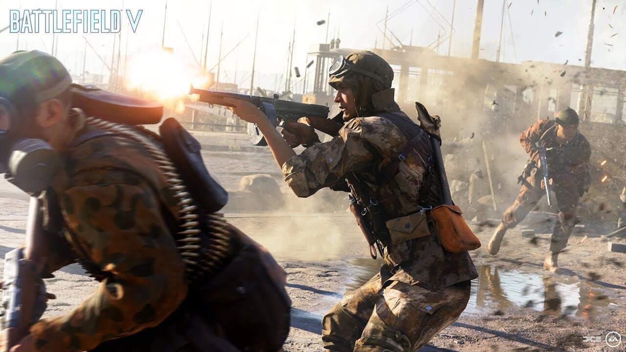 Battlefield V beta disponibil la Gamescom 2018