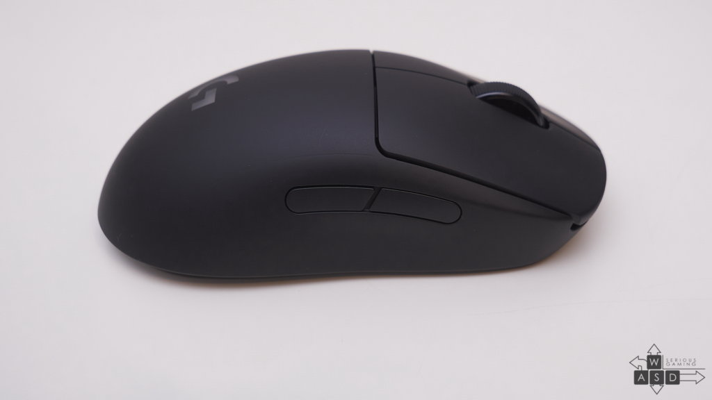 Logitech G Pro Wireless Gaming Mouse review | WASD