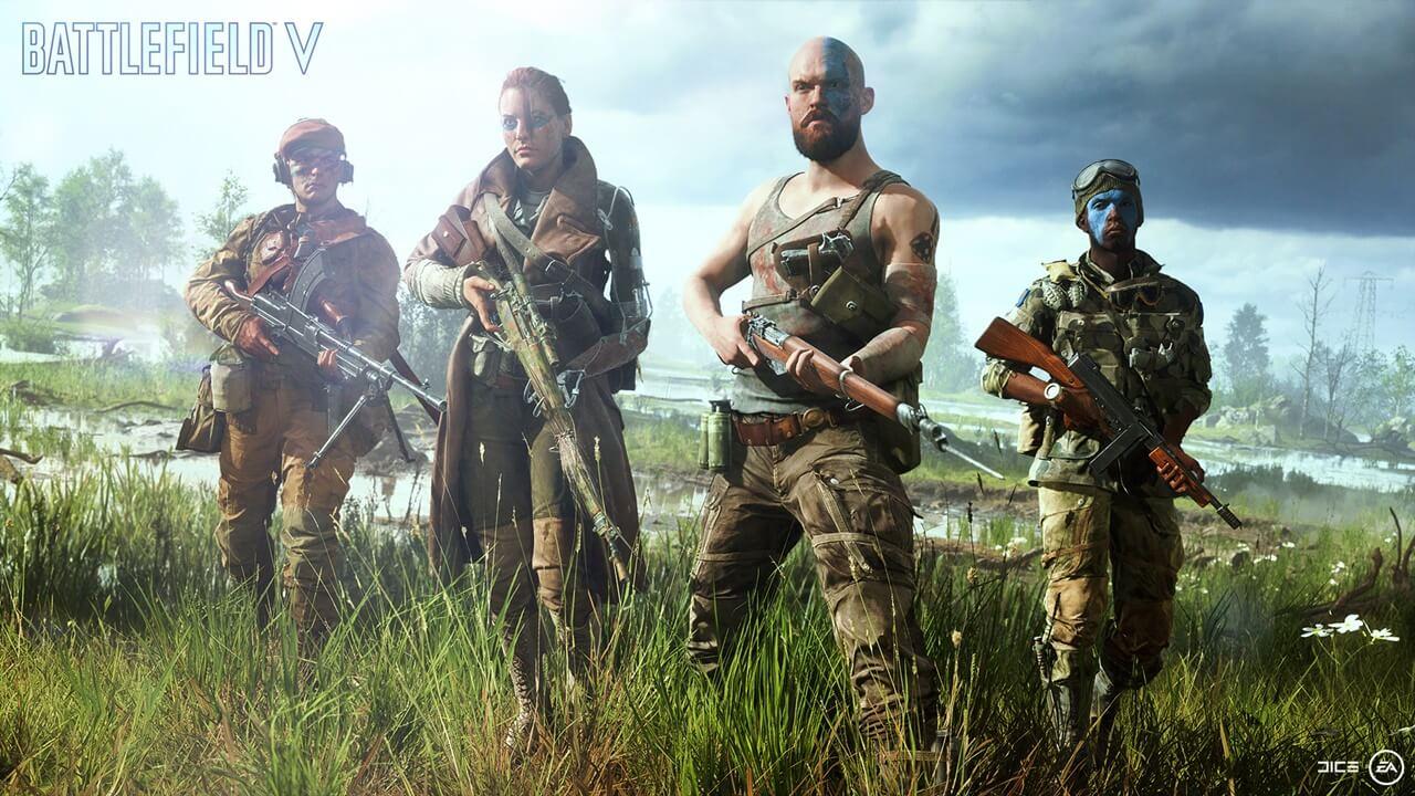 EA intarzie lansarea Battlefield V cu o luna