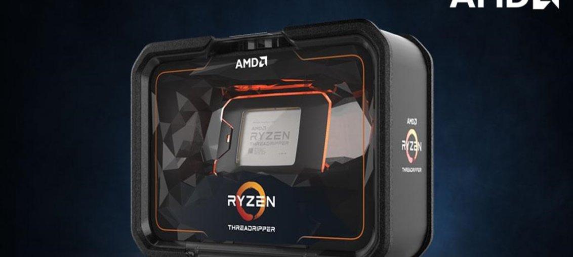 Generatia a doua de procesoare AMD Ryzen Threadrippe este disponibila la precomanda