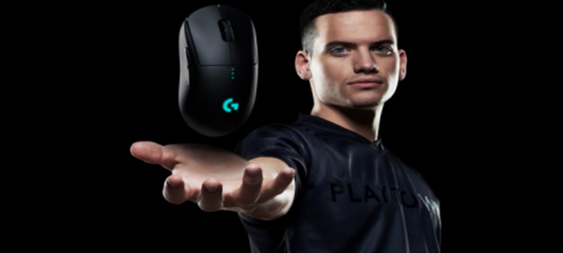Logitech lanseaza noul mouse de gaming Logitech G PRO Wireless