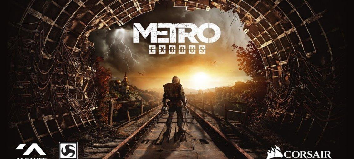 Metro Exodus include suport pentru iluminarea Corsair