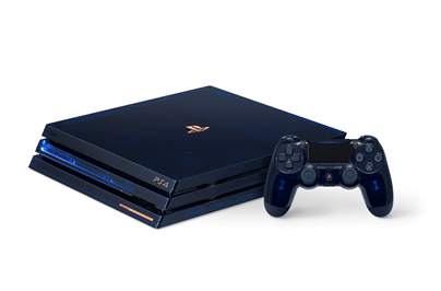 PlayStation 4 Pro 500 Million