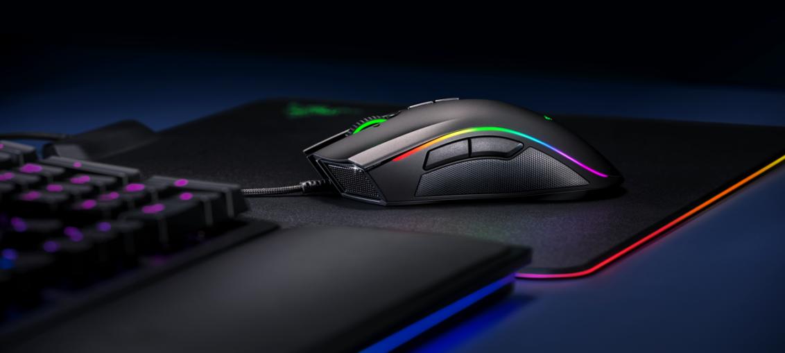 Razer lanseaza mouse-ul Mamba Elite