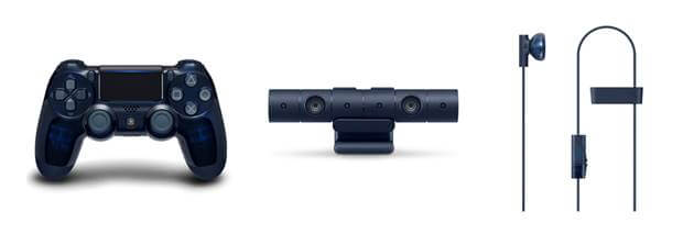 Controller Wireless (DUALSHOCK4) 500 Million