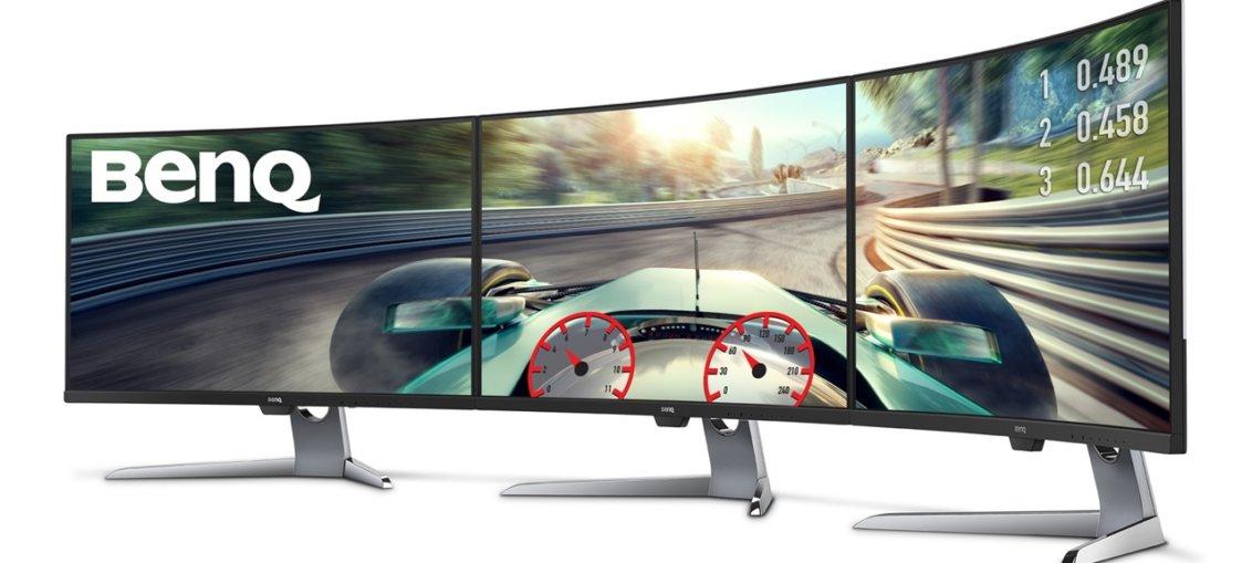 BenQ prezinta monitorul de gaming EX3203R