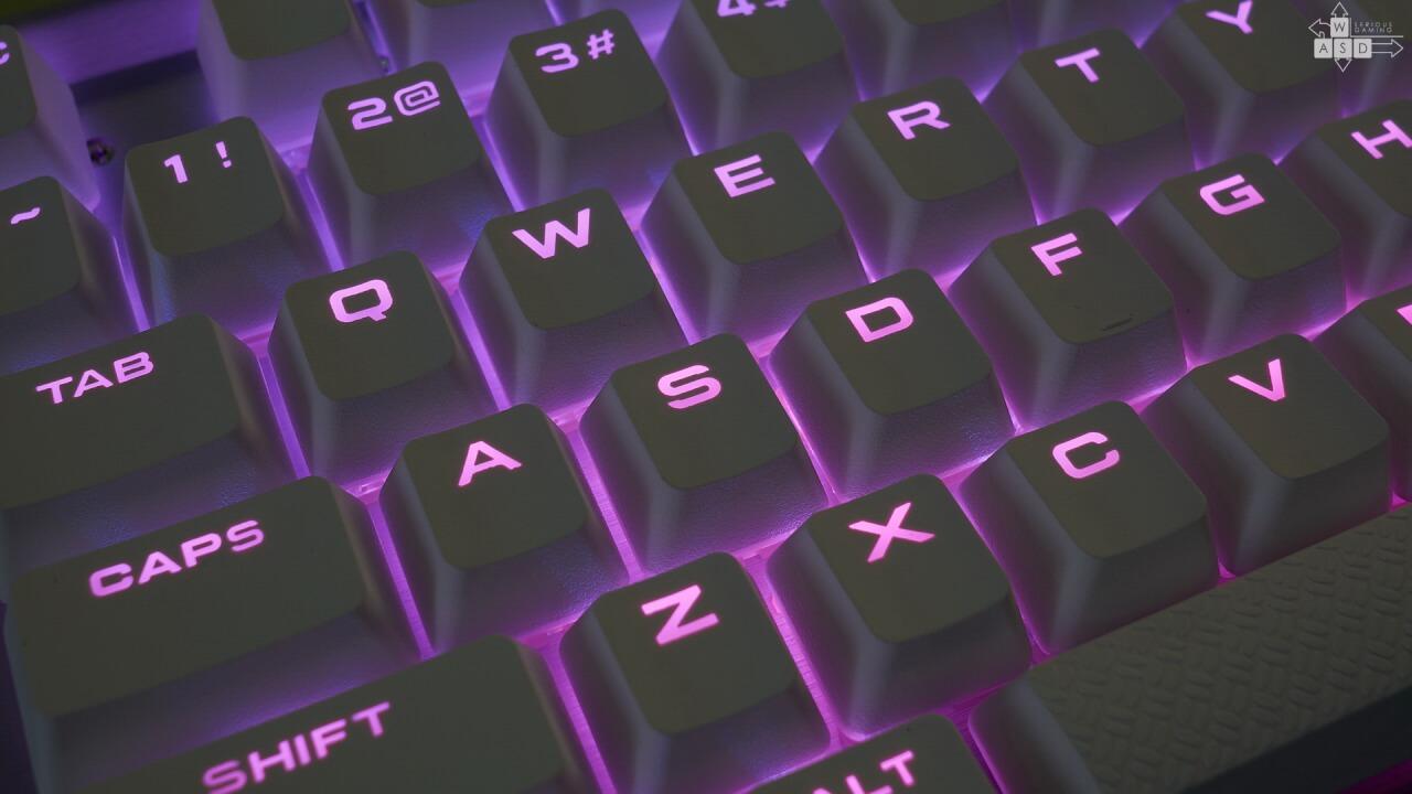 Corsair K70 MK.2 SE mechanical keyboard review | WASD