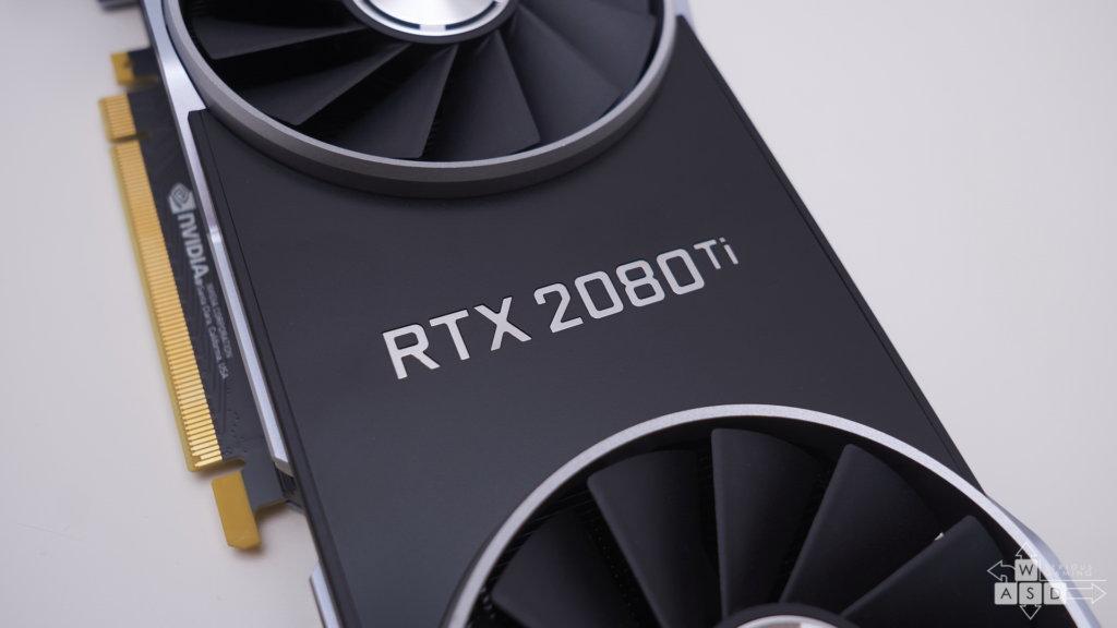 Nvidia GeForce RTX 2080 Ti | WASD