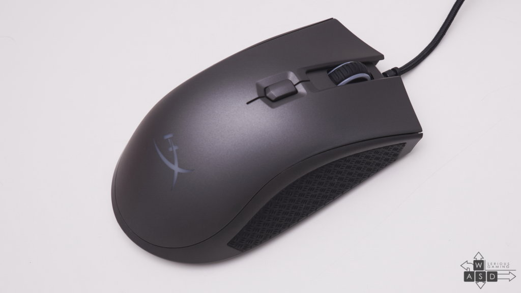 HyperX Pulsefire Pro gaming mouse review | WASD