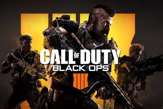 Call of Duty Black Ops 4 sparge recorduri in materie de vanzari