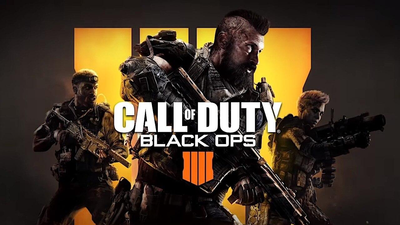 Call of Duty Black Ops 4 sparge recorduri in materie de vanzari