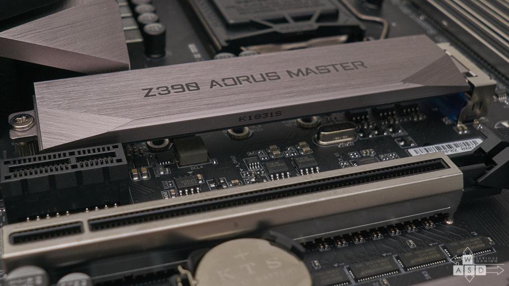 Gigabyte Z390 Aorus Master review | WASD