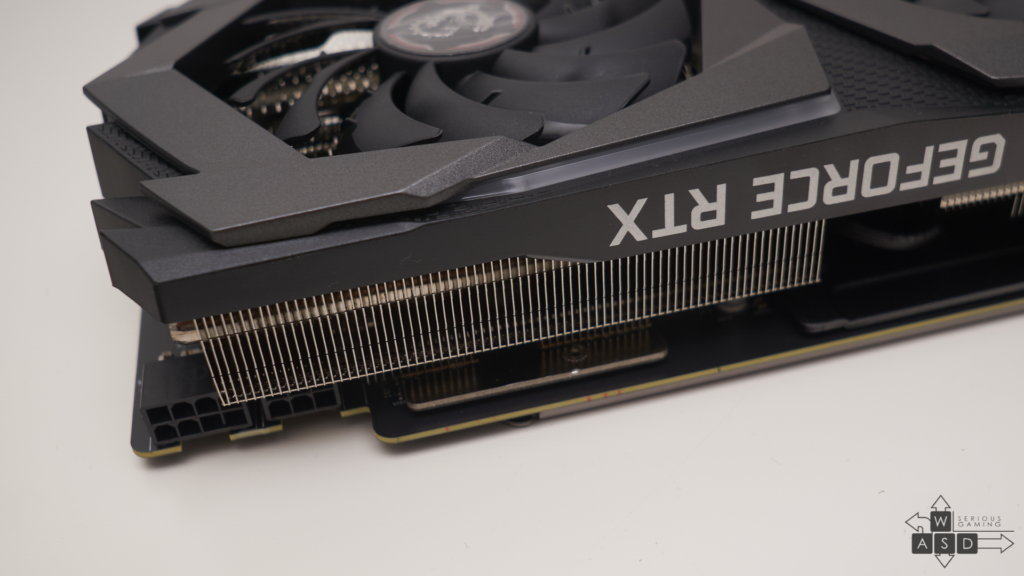MSI GeForce RTX 2070 Gaming Z 8G review | WASD