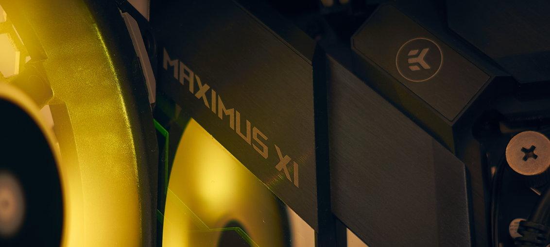 Asus ROG Maximus XI Formula review | WASD