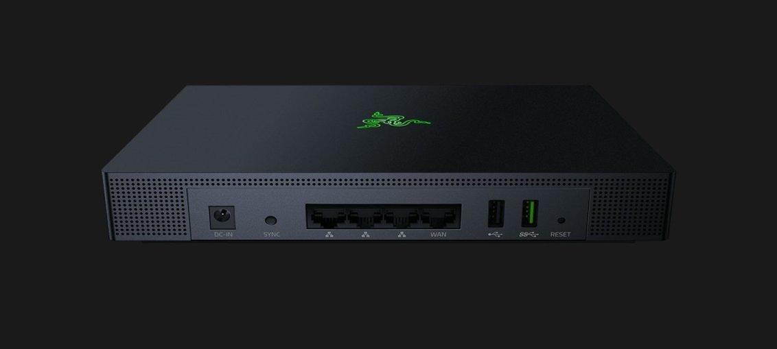 Razer lanseaza cel mai rapid router de gaming