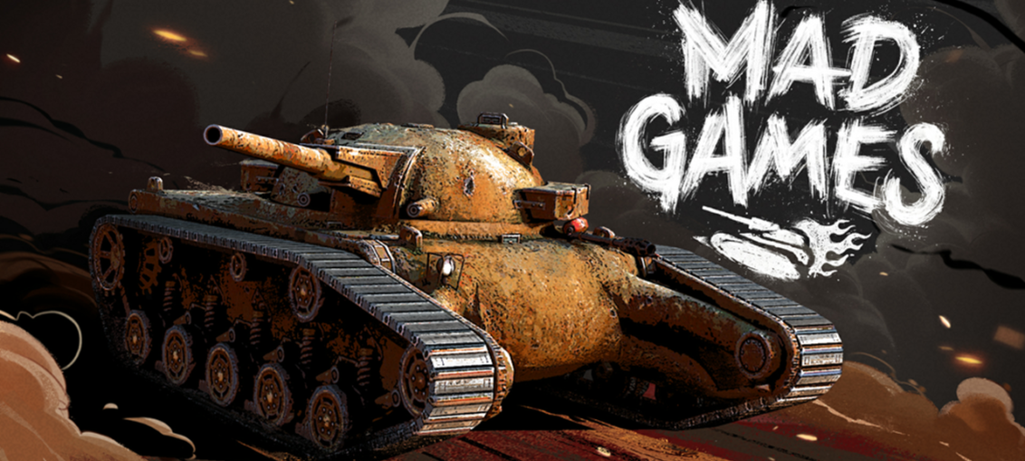 Tancuri din Mad Max in World of Tanks Blitz